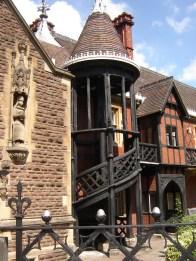 Alms House External Stairway