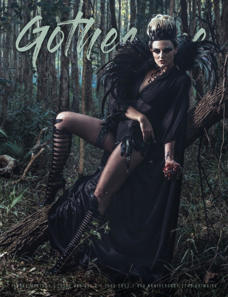 Issue #49 Vol.2 | June 2017 | 4th Anniversary | The Grimoire
