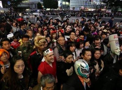 ハロウィン騒動2018に思う★やっぱり日本人には日本文化がイイ?