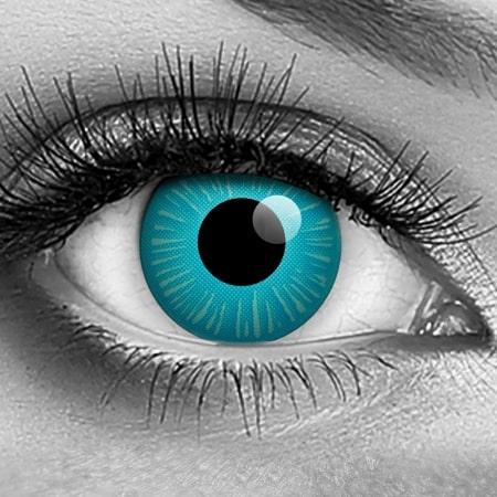 Shiva Contact Lenses