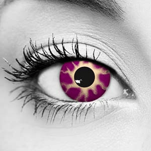 Purple Tempest Lenses