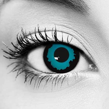 Dark Elf Contact Lenses