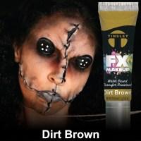 Dirt Brown paint