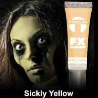 Sickly Yellow paint