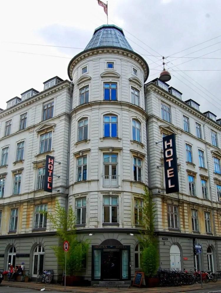 Our Hotel in Copenhagen