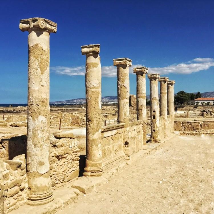 UNESCO World Heritage Site #27: Paphos
