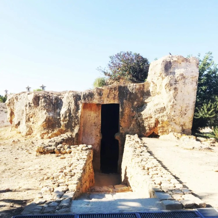 At the Tomb of the Kings
