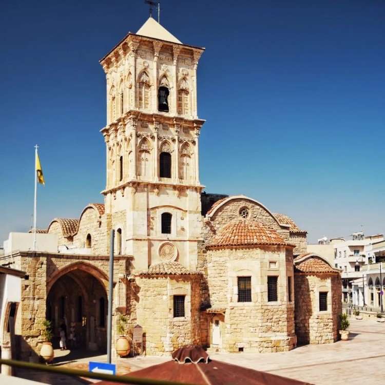 Agios Lazaros Church