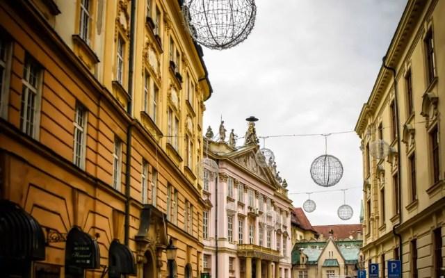 All the Pretty Buildings: A Day in Bratislava, Slovakia