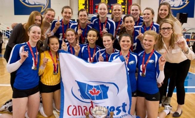 UBC wins Canada West gold