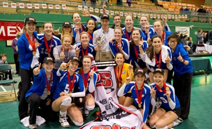 'Birds win sixth straight national title