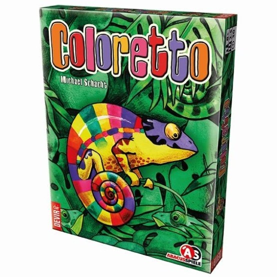 Coloretto (SOBRE PEDIDO)