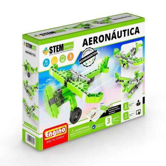 MATERIAL DIDÁCTICO Y Construcción STEM héroes aeronautics