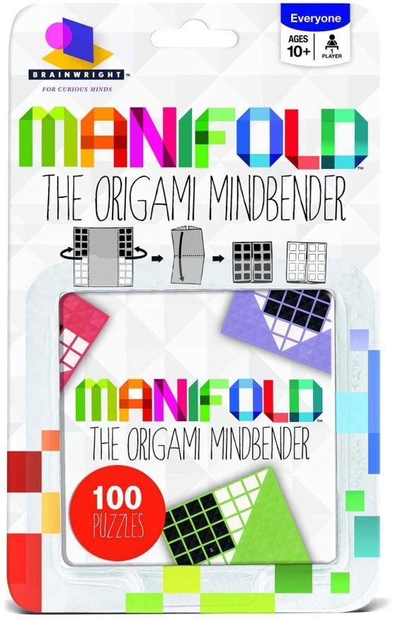 ROMPECABEZAS Brainwright Manifold, The Origami Mind Bender Puzzle