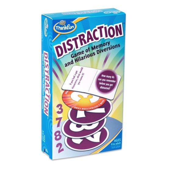JUEGO DE MEMORIA Thinkfun Distraction Card Game