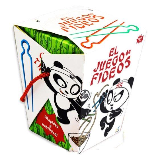 Jca-1991 El Juego De Los Fideos