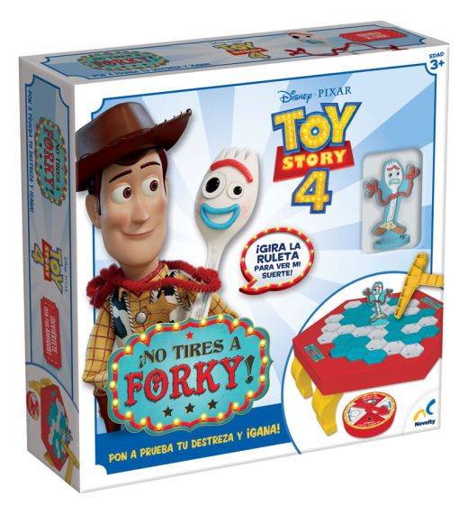 JCA-2252	NO TIRES A FORKY TOY STORY 4