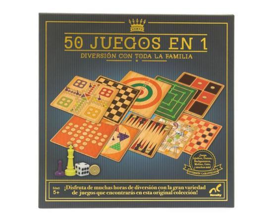 50 Juegos En 1 Jca-2012