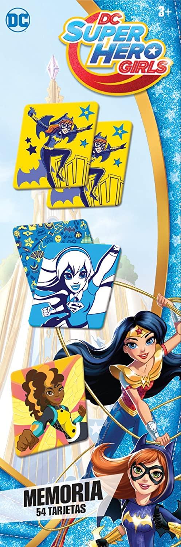 JCA-1613 MEMORIA EN TORRE SUPER HERO GIRLS