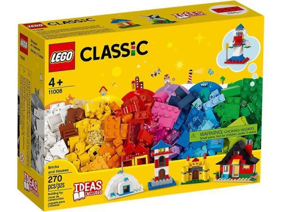 LEGO CLASSIC LADRILLOS Y CASAS 11008