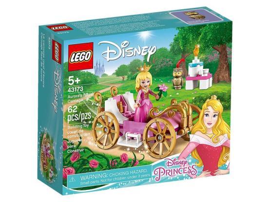 LEGO Disney Princess Carruaje Real de Aurora 43173