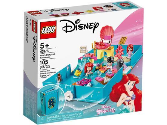 LEGO DISNEY PRINCESS CUENTOS E HISTORIAS: ARIEL 43176