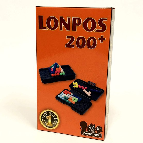 Lonpos 200+: juego de mesa