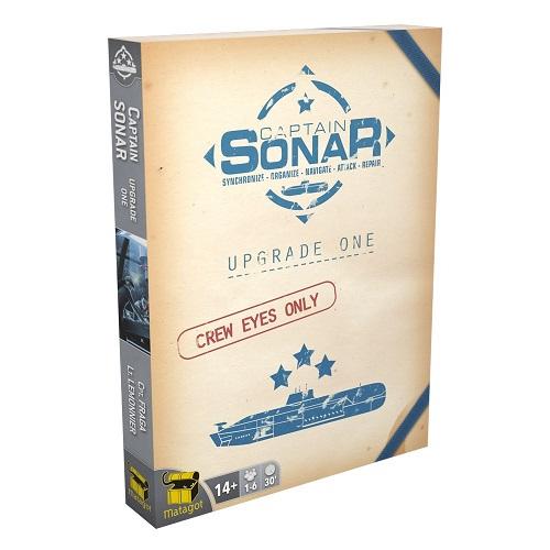 Captain Sonar: Upgrade One (English) (SOBRE PEDIDO)