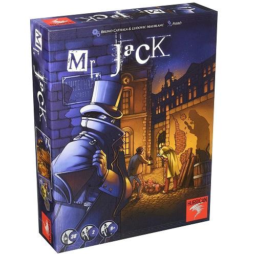 Mr. Jack (Revised Edition) (SOBRE PEDIDO)