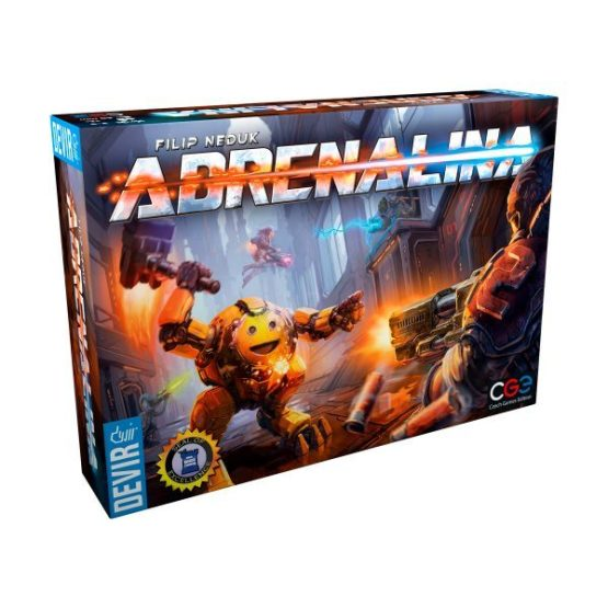 Adrenalina(SOBRE PEDIDO)