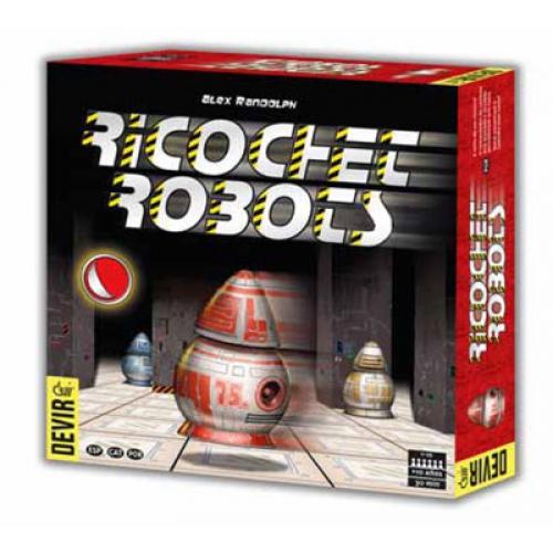Ricochet Robots (SOBRE PEDIDO)