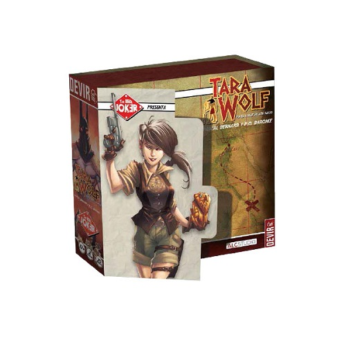Tara Wolf(SOBRE PEDIDO)