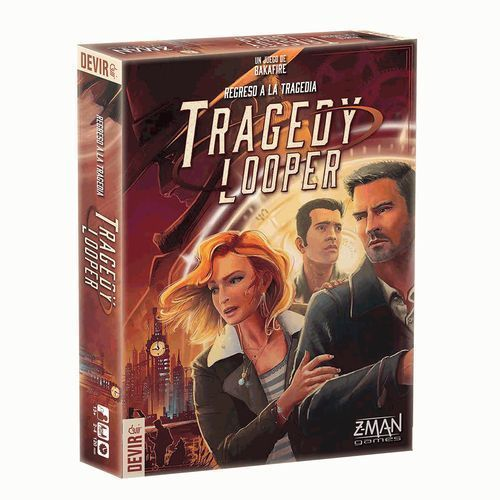 Tragedy looper(SOBRE PEDIDO)