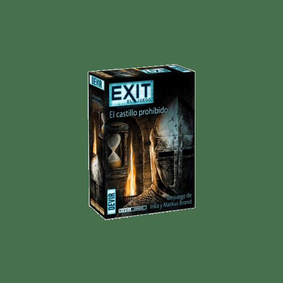 EXIT 4 –  El Castillo Prohibido – Nivel: Experto (Sobre pedido)