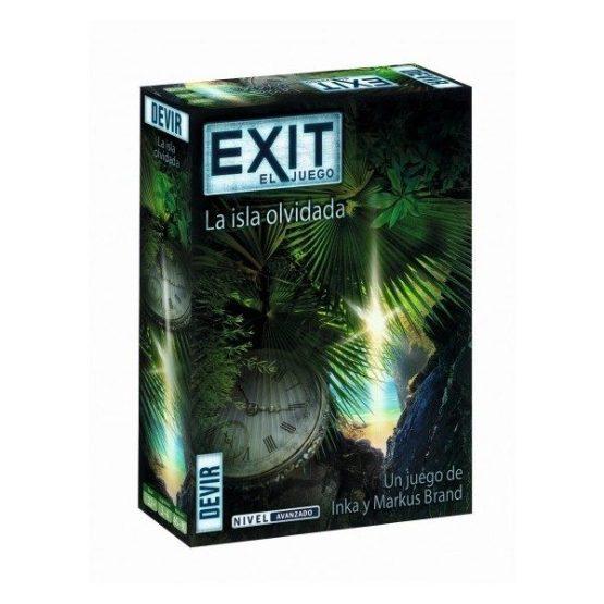 EXIT 5 –  La Isla Olvidada – Nivel: Avanzado (SOBRE PEDIDO)