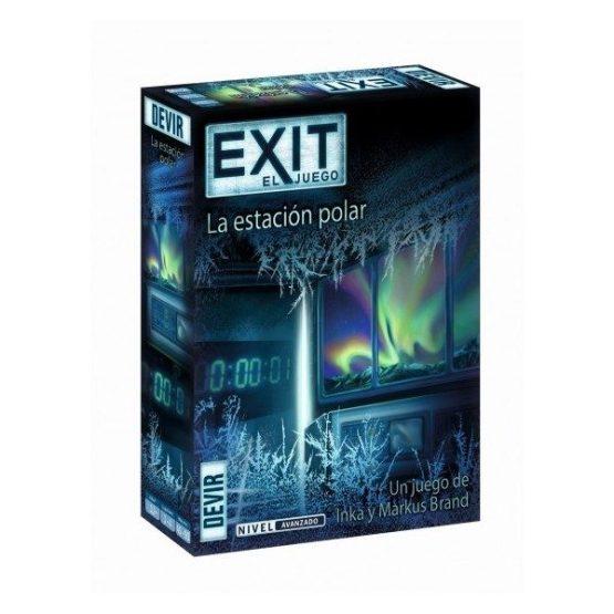 EXIT 6 –  La Estación Polar – Nivel: Avanzado (Sobre pedido)