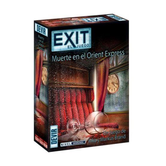 EXIT 8 – Muerte en el Orient Express – Nivel: Experto (SOBRE PEDIDO)