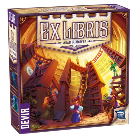Ex Libris(SOBRE PEDIDO)