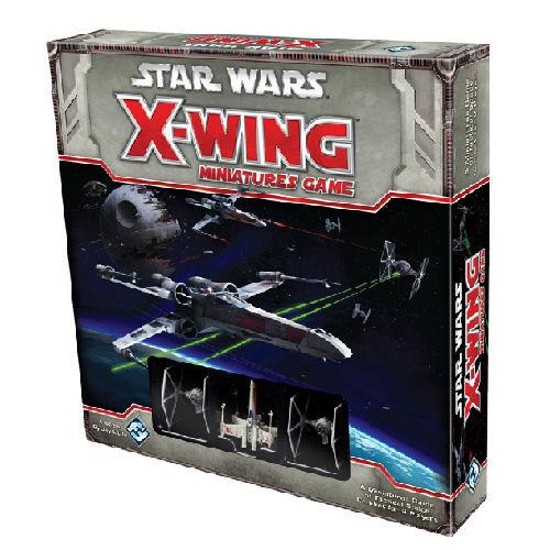 Star Wars X-Wing: X-Wing Starter Set Collection (SWX01) sobre pedido