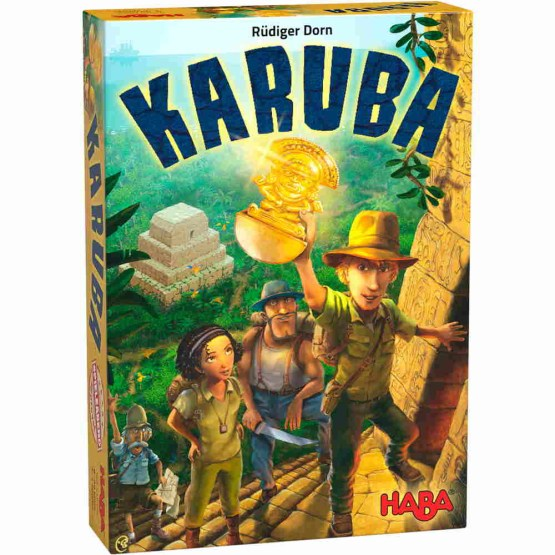 Karuba – ESPAÑOL (SOBRE PEDIDO)