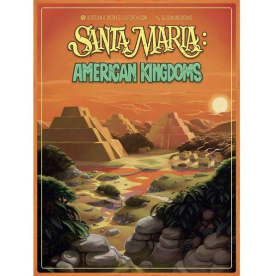 Santa María – American Kingdoms Expansión ESPAÑOL(SOBRE PEDIDO)