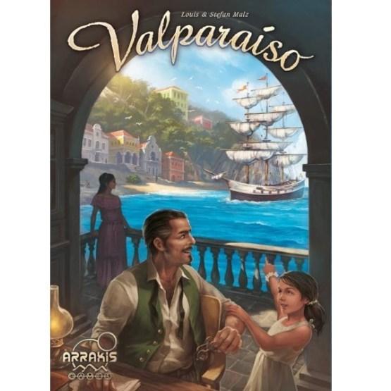 Valparaiso – ESPAÑOL(SOBRE PEDIDO)