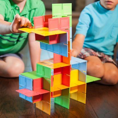 Fat Brain Toy: Juguete Construible – DADO Cubos (SOBRE PEDIDO)