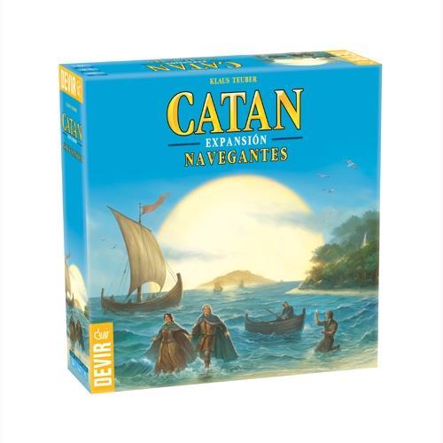 Catan Navegantes – Expansión