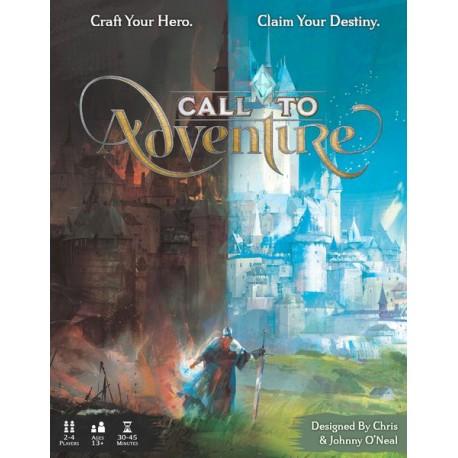 Call to Adventure – INGLES (SOBRE PEDIDO)
