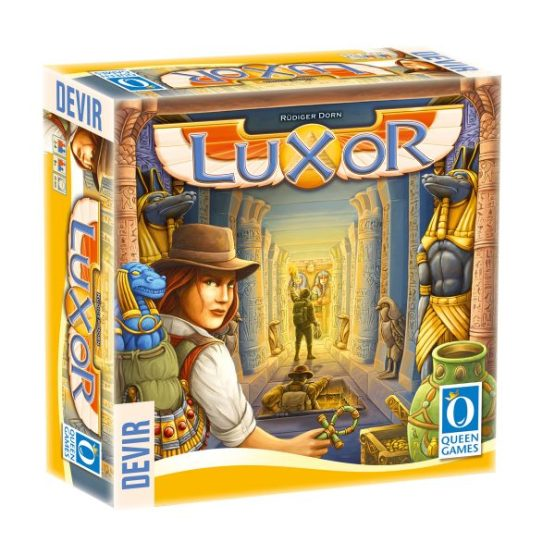 Luxor – ESPAÑOL(SOBRE PEDIDO)