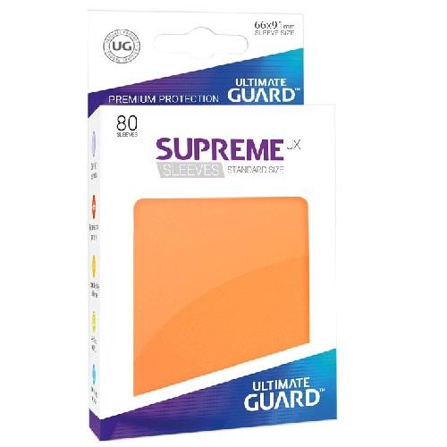Ultimate Guard Supreme UXSLVS STD Orange (80) *SOBRE PEDIDO*