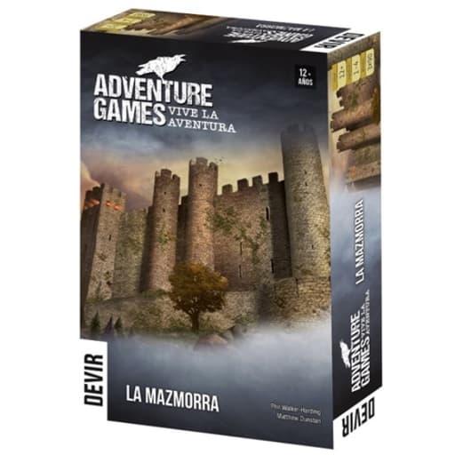Adventure Games – La Mazmorra ESPAÑOL (SOBRE PEDIDO)