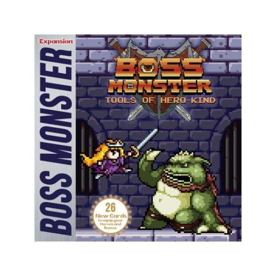 Boss Monster: Tools of Hero-kind – INGLES EXPANSIÓN (SOBRE PEDIDO)