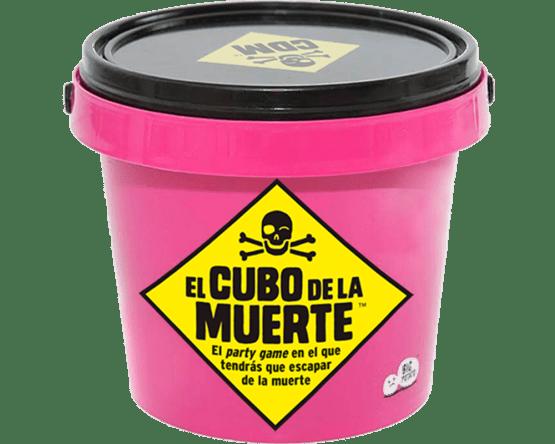 JUEGO DE MESA MARCA ASMODEE: EL CUBO DE LA MUERTE (SOBRE PEDIDO)